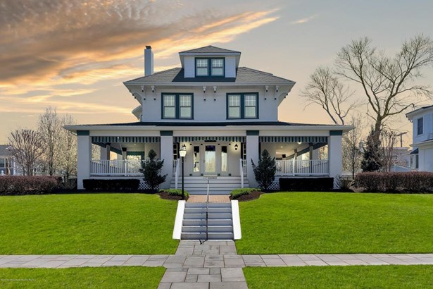 Colonial,Shore Colonial, Single Family,Detached - Avon-by-the-sea, NJ (photo 1)