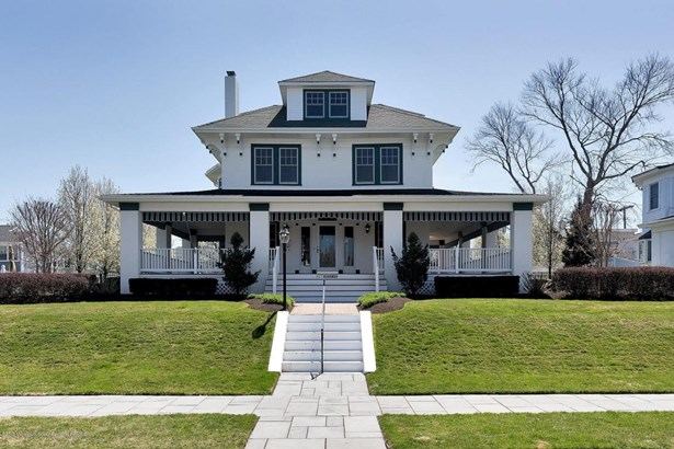 Colonial,Shore Colonial, Single Family,Detached - Avon-by-the-sea, NJ (photo 2)