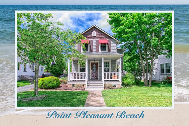 Colonial,Historic, Single Family,Detached - Point Pleasant Beach, NJ (photo 1)