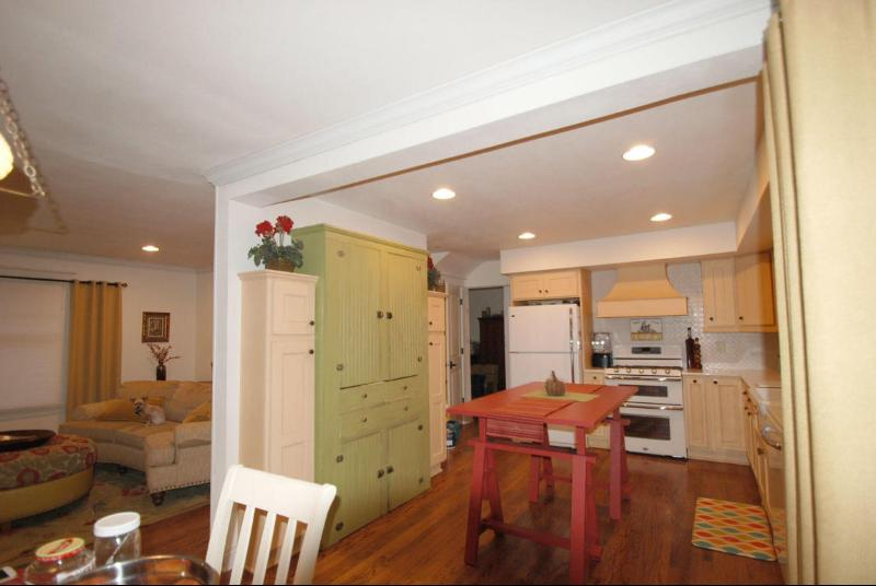 Kitchen view with Pantry included (photo 4)