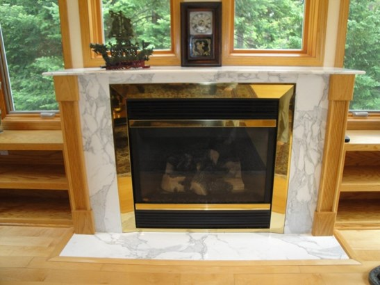 Gas Fireplace in Great Room (photo 4)