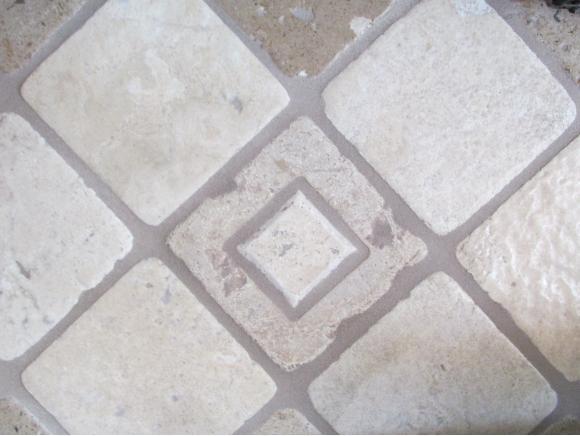 Kitchen Stone Tile Back Splash (photo 4)