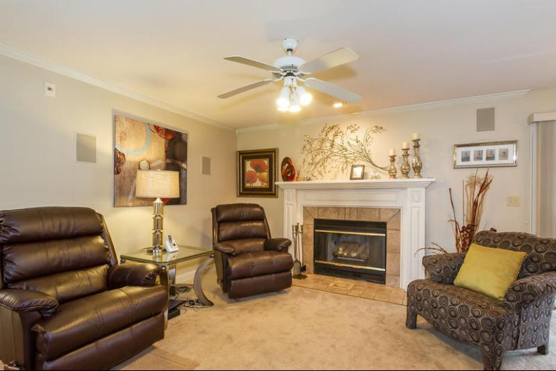 Great Room Natural Gas Fireplace (photo 3)