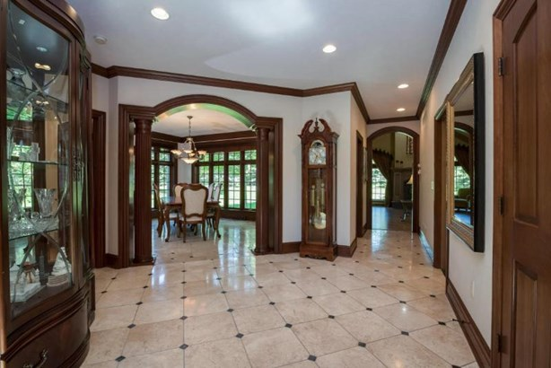 Marble Foyer to Formal Dining Room (photo 4)