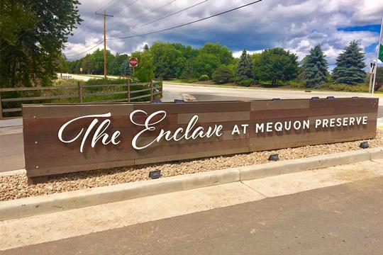 The Enclave Entrance (photo 3)