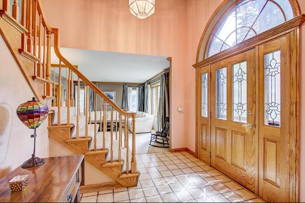 Inviting Foyer Looking to Formal Living (photo 2)