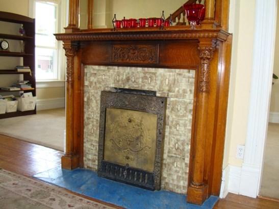 Ornamental Fireplace (photo 5)