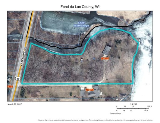 Fond du Lac County GIS Map (photo 2)