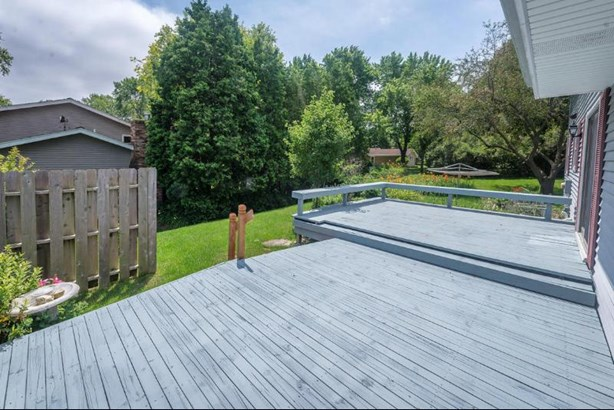 Deck and Yard (photo 5)