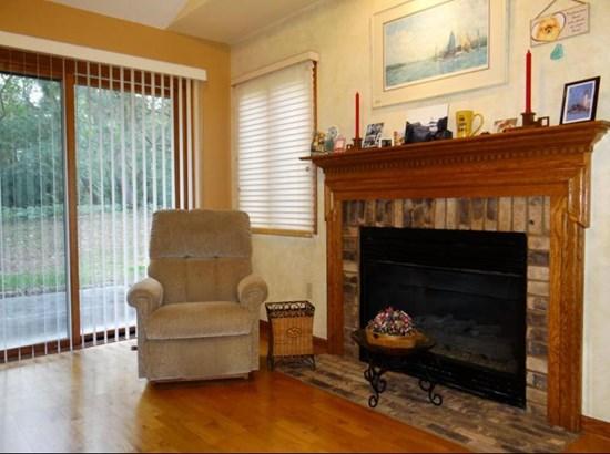 Living Room Fireplace (photo 3)