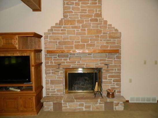 Wood Burning Fireplace (photo 4)