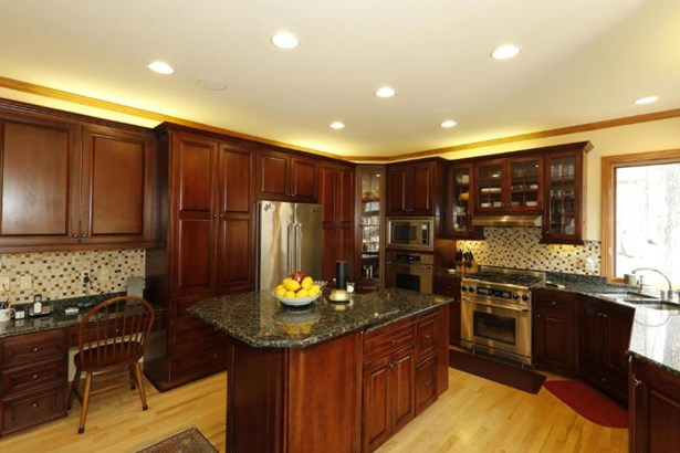 Kitchen with Stainless Steel Appliances (photo 3)