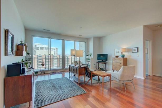 Living Room with Door to Terrace (photo 5)