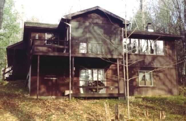 Big, Bold, Big Duck Lake Property (photo 1)