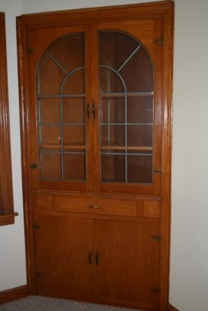 Dining Room China Cabinet (photo 5)