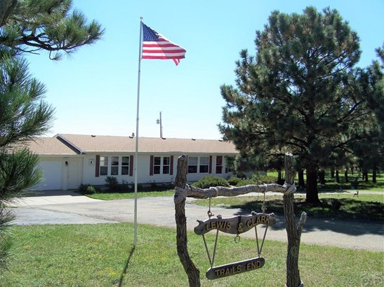 Ranch, Single Family - Rye, CO