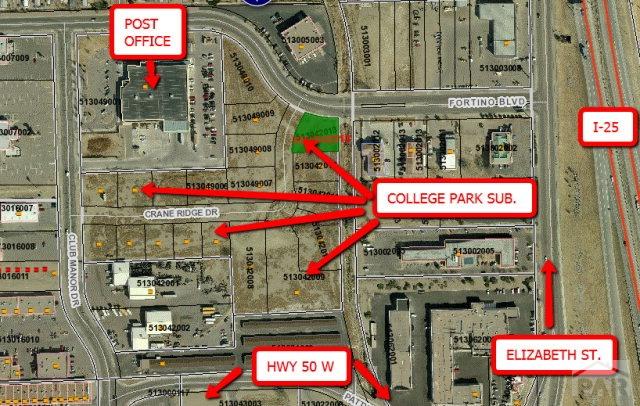 Unimproved Commercial - Pueblo, CO (photo 1)