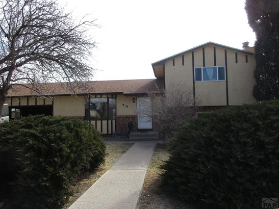 4 Level, Single Family - Pueblo, CO (photo 1)