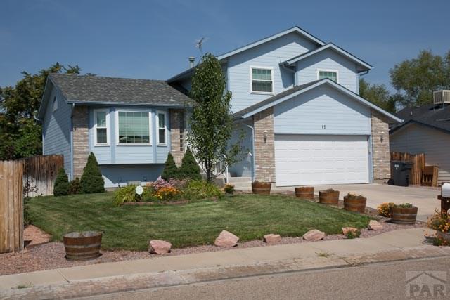 4 Level, Single Family - Pueblo, CO (photo 1)