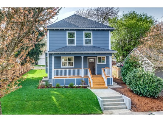 4207 N Kerby Ave , Portland, OR - USA (photo 1)