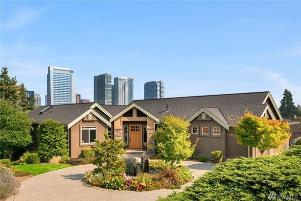 9851 Belfair Lane , Bellevue, WA - USA (photo 1)