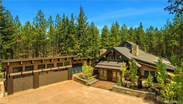 Find Your Mountain Oasis, Located within the Gated Community of Tumble Creek
