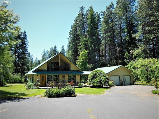 8 Pine Flat Rd , Trout Lake, WA - USA (photo 2)