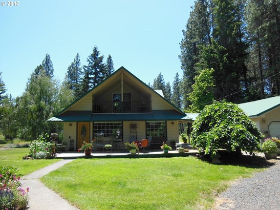 8 Pine Flat Rd , Trout Lake, WA - USA (photo 3)
