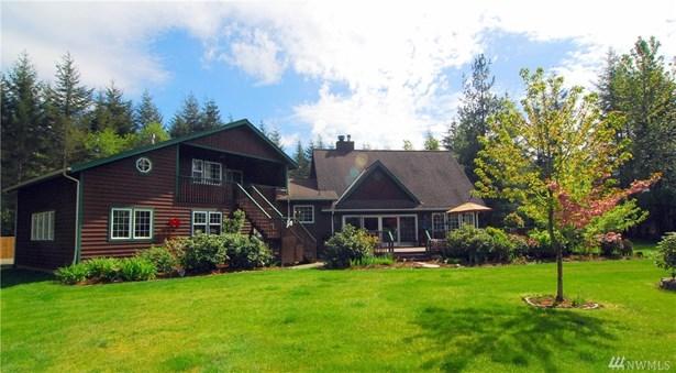241 E Pathfinders Dr , Belfair, WA - USA (photo 1)