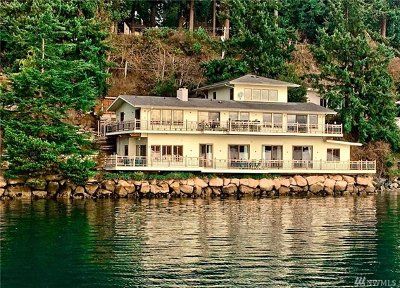 3378 Point White Dr Ne , Bainbridge Island, WA - USA (photo 1)