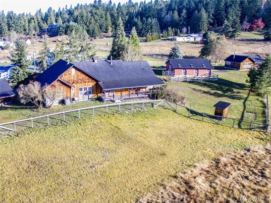 3846 Happy Valley Rd , Sequim, WA - USA (photo 1)