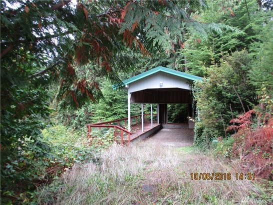 91 N Bow Tree Lane , Lilliwaup, WA - USA (photo 1)