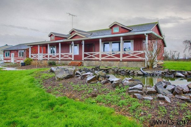 10574 Mill Creek Rd Se , Aumsville, OR - USA (photo 1)