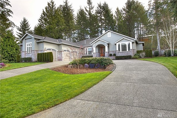 5216 Saddleback Dr Nw , Gig Harbor, WA - USA (photo 1)