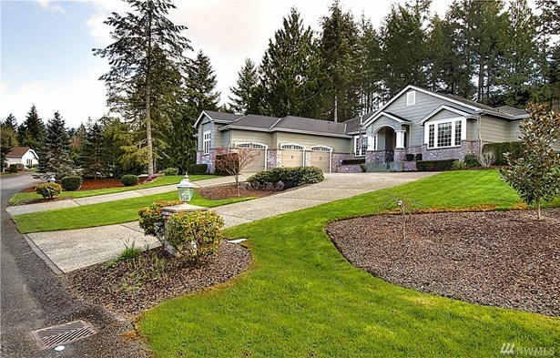 5216 Saddleback Dr Nw , Gig Harbor, WA - USA (photo 2)