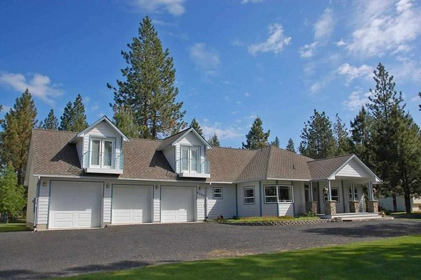 6498 Long Lake Dr , Nine Mile Falls, WA - USA (photo 1)