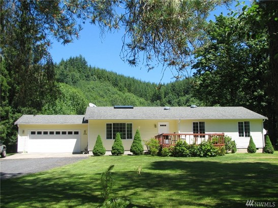 1602 Hazel Dell Rd , Castle Rock, WA - USA (photo 1)