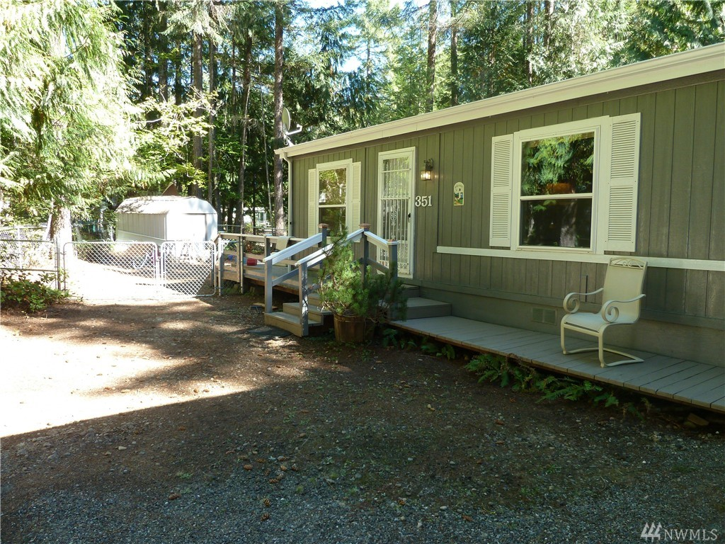 351 N Duckabush Dr W , Hoodsport, WA - USA (photo 1)