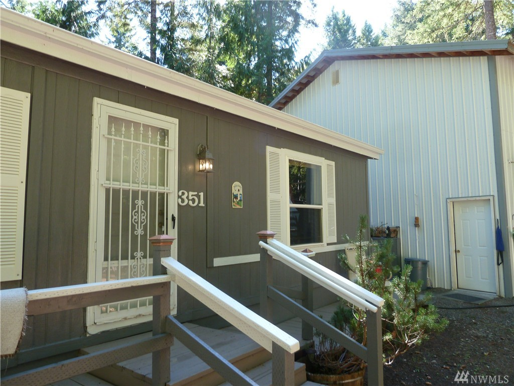 351 N Duckabush Dr W , Hoodsport, WA - USA (photo 2)