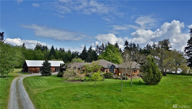 1306 Willow Pond Lane , Coupeville, WA - USA (photo 1)