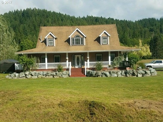57504 Timber Rd , Vernonia, OR - USA (photo 1)
