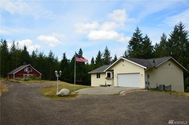 3771 Ne Bear Creek Dewatto Rd , Belfair, WA - USA (photo 1)