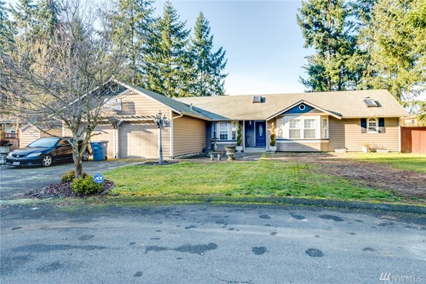 23508 50th Av Ct E , Spanaway, WA - USA (photo 1)