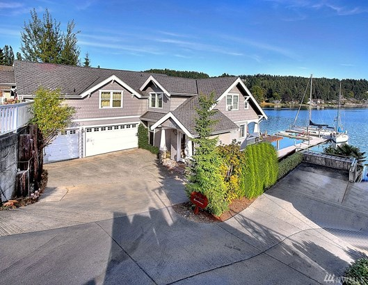 9017 N Harborview Dr , Gig Harbor, WA - USA (photo 1)