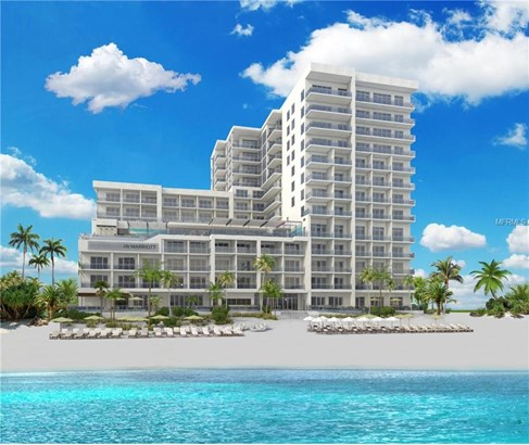 Condominium, Contemporary,Custom,Elevated - CLEARWATER BEACH, FL