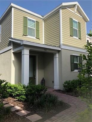 Single Family Residence, Craftsman - OLDSMAR, FL