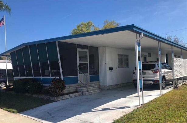 Mobile Home, Florida - LARGO, FL