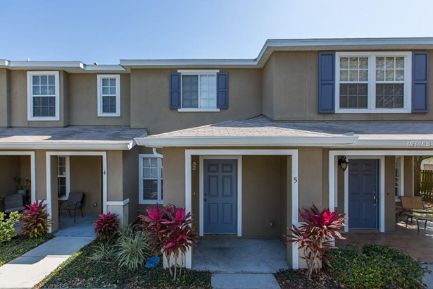 Townhouse, Florida - CLEARWATER, FL (photo 1)