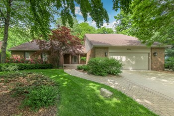 QUALITY BUILT--TIMELESS RANCH.   This well maintained home is over 2800 square feet on main level and is