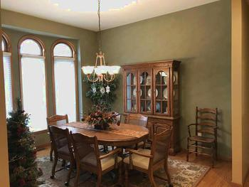 Just off the foyer is the more formal Dining room for special occasions and entertaining. (photo 5)